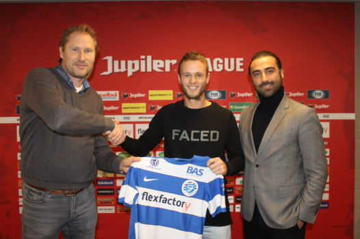 De Graafschap legt Frank Olijve vast (incl video)