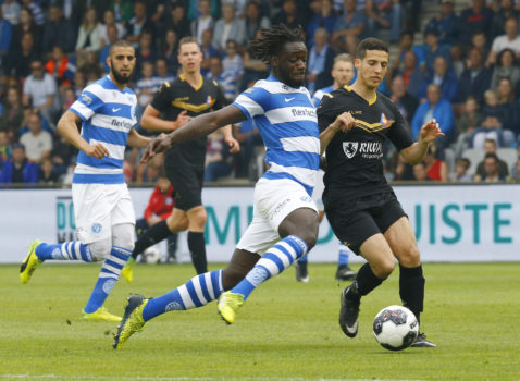 Mohamed Hamdaoui naar De Graafschap (video)