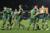 Hardwerkend De Graafschap wint door doelpunten van Seuntjens en Vet