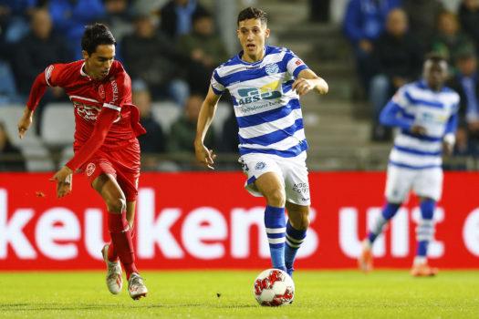 De Graafschap weet niet te scoren tegen brutaal Almere City FC