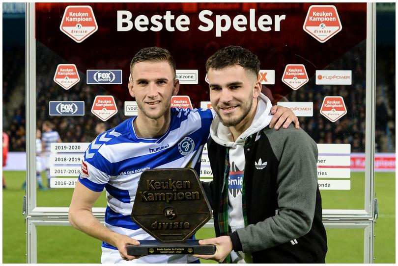 De Graafschap Oppermachtig Tegen FC Dordrecht: 5-0