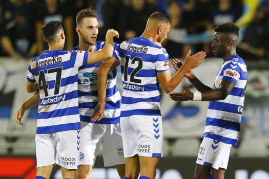 De Graafschap jaagt thuis tegen FC Dordrecht op nieuwe zege