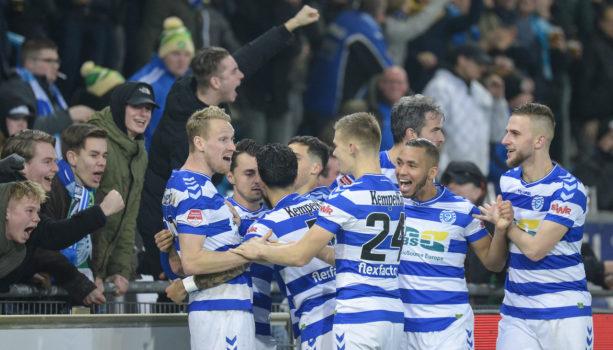 De Graafschap jaagt op derde periodetitel in thuisduel met Jong AZ