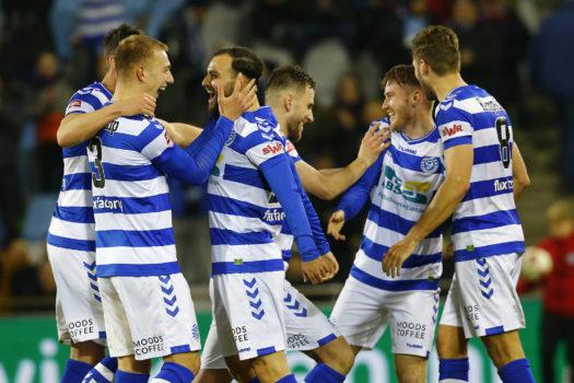 De Graafschap boekt verdiende zege op Roda JC Kerkrade: 2-0