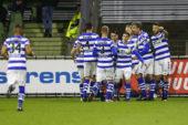 Tiental De Graafschap sleept zege uit het vuur tegen FC Dordrecht