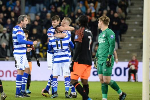 De Graafschap maandag naar Eindhoven voor duel met Jong PSV