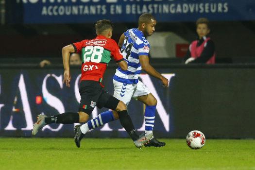 Gregor Breinburg scoort tegen zijn oude ploeg, maar 'ging liever met drie punten naar huis'