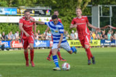 De Graafschap sluit oefenwedstrijd tegen AZSV af met gelijkspel