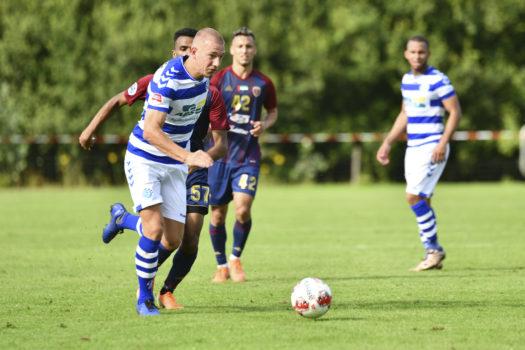 De Graafschap rekent in prima oefenduel af met Al-Wahda: 4-0