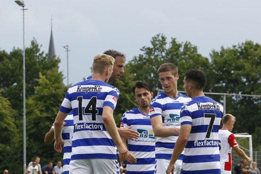 De Graafschap vervolgt oefenreeks met wedstrijd In Zelhem tegen FC Lienden