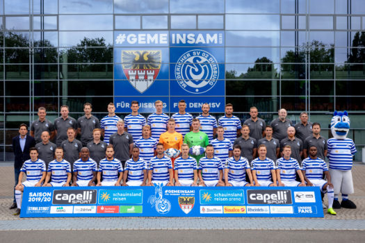 De Graafschap oefent tegen MSV Duisburg