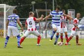 De Graafschap sluit trainingskamp af met oefenzege op TOP Oss