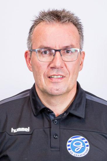 Felix Monasso - Hoofd Jeugdscouting