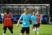 """Devin Haen geniet bij Oranje O16: """"Super om mee te maken"""""""