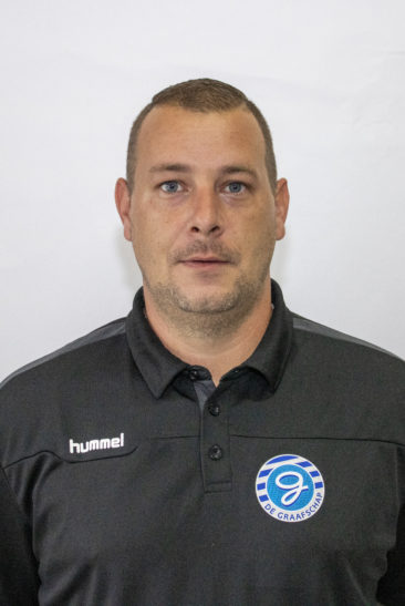 Roy Kuster - Teammanager O14