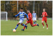 De Graafschap O21 pakt punt tegen FC Twente: 1-1