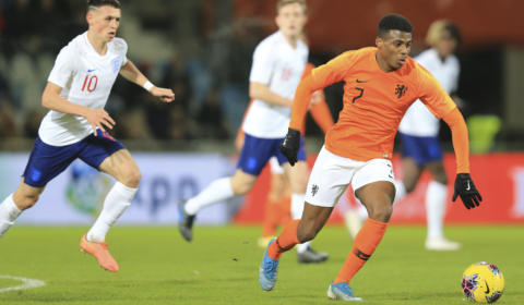 Jong Oranje Vs Engeland 5