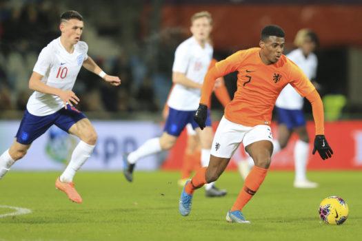 Hoogstandje Javairo Dilrosun bezorgt Jong Oranje overwinning