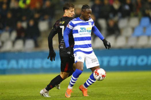Leeroy Owusu met ingang van seizoen 2020-2021 naar Willem II