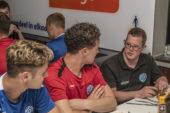 De Graafschap verzorgt jubileumlunch voor deelnemers Elver (foto's)
