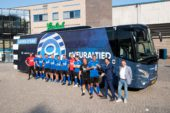 Havi Travel vier seizoenen leverancier spelersbus (video)