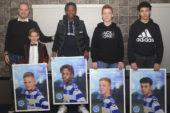 Vier spelers uitgeroepen tot 'Talenten van het Jaar'