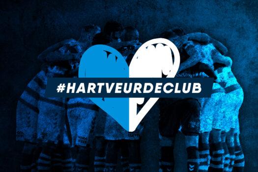 Laat je #hartveurdeclub spreken en verleng je seizoenkaart!