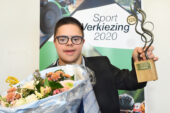 Joris Veenink wint Sportverkiezing Oude IJsselstreek 2020