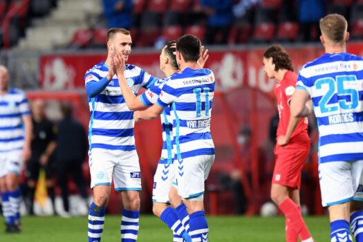 De Graafschap stunt tegen FC Twente en bekert door