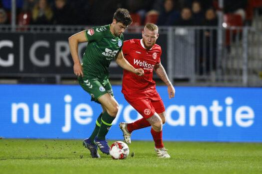 De Graafschap begint 2021 met belangrijke wedstrijd tegen Almere City FC