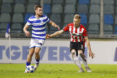 De Graafschap sluit 2020 af met thuiswedstrijd tegen Jong FC Utrecht