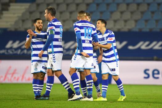 De Graafschap boekt nipte overwinning in kraker tegen NAC Breda