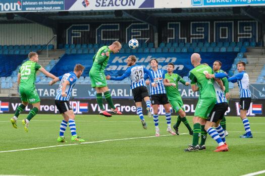 De Graafschap verliest van FC Eindhoven: 3-2