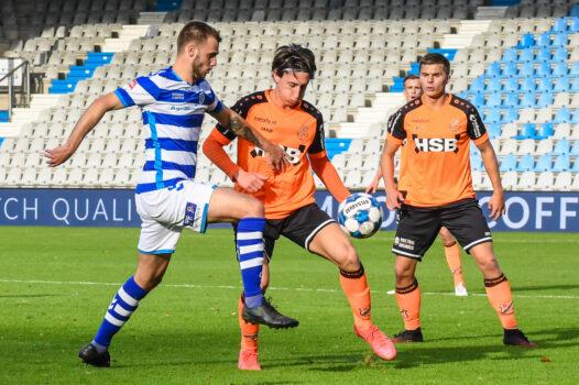 De Graafschap treft FC Volendam zondag voor derde keer dit seizoen