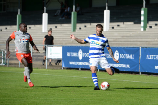 De Graafschap boekt in Wageningen oefenzege op FC Eindhoven: 1-0