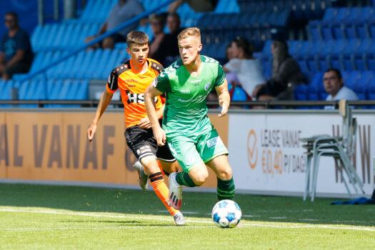 De Graafschap Nipt Onderuit Tegen FC Volendam