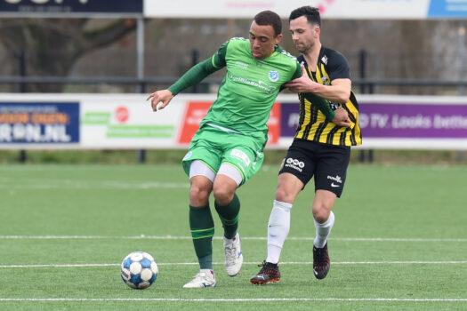 De Graafschap nipt onderuit in doelpuntrijk oefenduel met Vitesse: 3-4