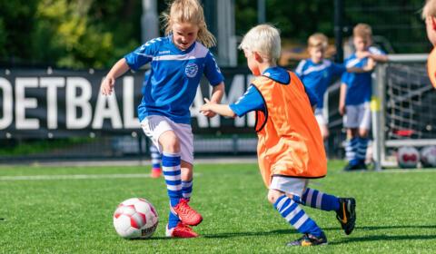 De Graafschap Voetbalkamp Herfstvakantie 2020