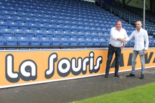 La Souris Scooters blijft als Official Sponsor verbonden aan De Graafschap