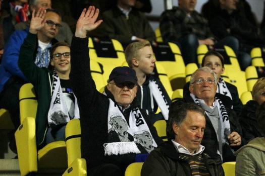 Samenwerking tussen supporters en directies Telstar en De Graafschap maakt verplichte autocombi ongedaan