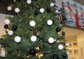 Openingstijden receptie rond de feestdagen