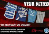 Theatervoorstelling 'Veur Altied, een prijzenkast vol verhalen' in Amphion