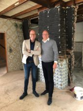 De Businessclub verbindt: Sani4all geeft badkamers van Villa Ruimzicht en Villa Wanrooy nieuw elan