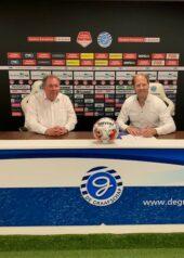 Actemium verlengt het sponsorcontract met De Graafschap