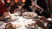 Dineren in de Rabobank Lounge voorafgaand aan De Graafschap - FC Groningen