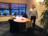 Sponsor IBG Incasso & Creditmanagement verhuist in Doetinchem.