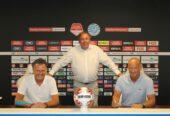Night Star Express Hellmann BV Official Sponsor van De Graafschap