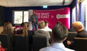 SmartHub Talentenpodium tijdens De Graafschap - AZ --> getalenteerde studenten stellen zich graag aan u voor!