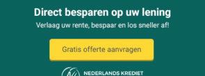 Nederlands Krediet Collectief - offerte aanvragen