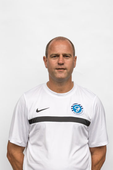Arjan Engel - Teammanager O13